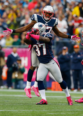 Alfonzo Dennard has been a steal for the Patriots.