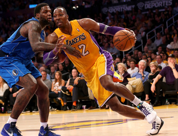 Howard and Steve Nash joined Kobe Bryant in L.A. this offseason.