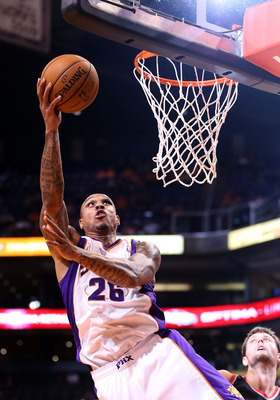 Shannon Brown's career year will spark a postseason push by the Phoenix Suns.