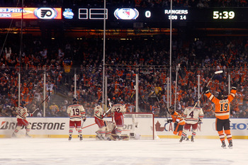 Last year's Winter Classic was held at Citizens Bank Park in Philadelphia.