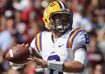 Zach Mettenberger did everything he could against Alabama, but unfortunately the Tigers came up short.