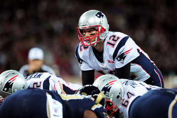 New England lost some close games early, but they're certainly a contendor in the AFC.
