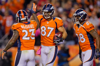 Peyton Manning has transformed the Broncos' offense into one of the best in the league.