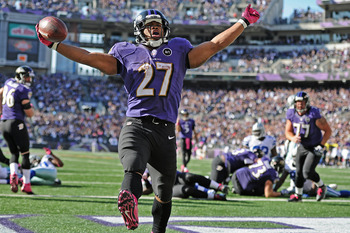 Despite losing Ray Lewis and Lardarius Webb, the Ravens remain a very dangerous team in the AFC.