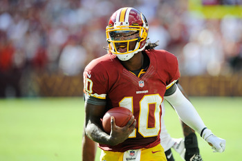 RG3 has been terrific for Washington. And the Redskins haven't been so bad either.