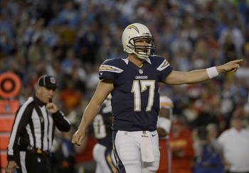 The Chargers have looked like the Chargers—good and bad—so far this season.
