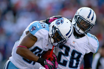 Chris Johnson and the Titans have been up-and-down this season.