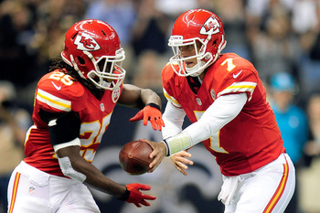 The Chiefs have been horrible this season. There's no way around it.