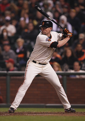 Aubrey Huff had a great year in 2010