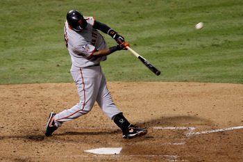 Edgar Renteria's home run off Cliff Lee in the 2010 World Series won it for the Giants