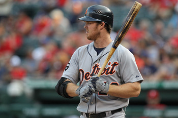Brennan Boesch could be a platoon option for the Red Sox