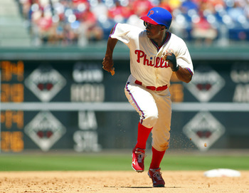 Juan Pierre still runs well and gets on base