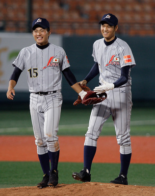 Otani's youth gives whoever signs him time to let him fully develop