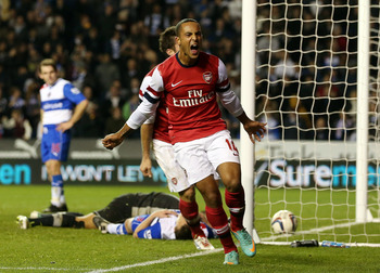 Walcott could combine with Saurez to give the Reds the goal scoring threat they seek