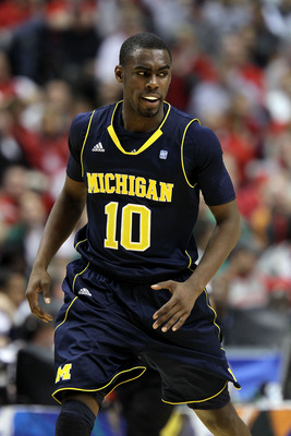 Tim Hardaway Jr. makes the Wolverines a dangerous team.