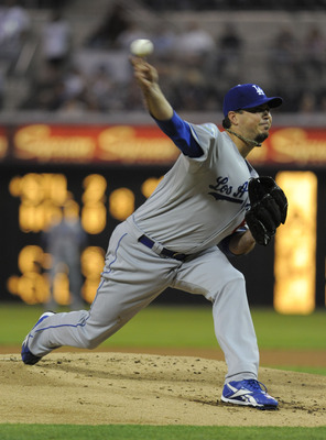 The Dodgers hope that Josh Beckett can return to his past success.