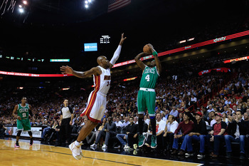 Jason Terry is very clearly not Ray Allen