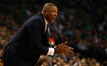 Doc Rivers does not have the Celtics in good form to start the season