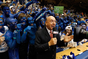 Duke has a tough nonconference schedule, but should be aided by their rowdy home court crowd