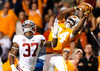 Patterson has been a bright spot on an otherwise disappointing Tennessee team.