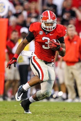 The Bulldogs have ran the ball well between Gurley and fellow freshman Keith Marshall.