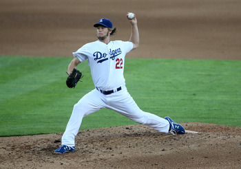 Clayton Kershaw posted some of the best numbers in the National League.