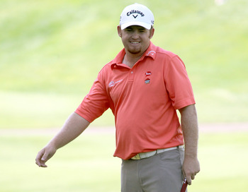 J.B. Holmes looks forward to being healthy in 2013.