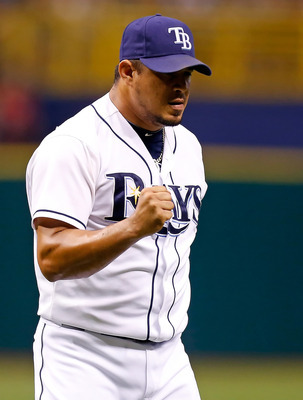 Joel Peralta re-signed with the Rays Monday.