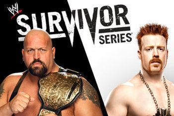 Big Show defends his title against Sheamus in two weeks. Photo: Cagesideseats.com