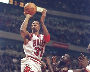 The draft-day deal that sent Scottie Pippen to Chicago changed NBA history.
