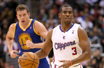 Chris Paul makes the Clippers a true contender for an NBA Championship.