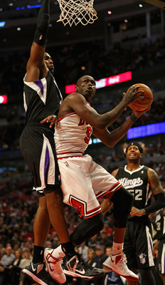 Expectations are high for Luol Deng with Rose out.