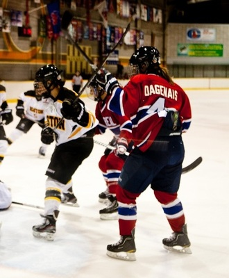 Photo courtesy of CWHL (Image by J. Dagenais)