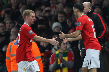 Scholes &amp; Giggs