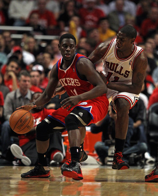 The point guard was brilliant in the first round of the 2012 NBA Playoffs against the Bulls.