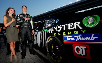 Kyle Busch could have some monster wins in the last two races.