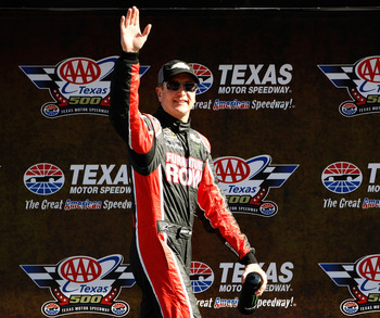 Don't be surprised if Kurt Busch wins one of the last two races.