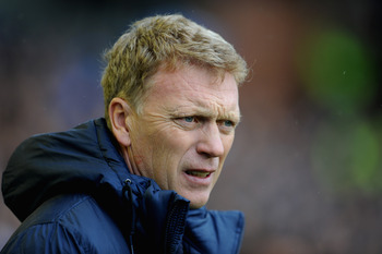 Will Moyes follow Rooney to Old Trafford?