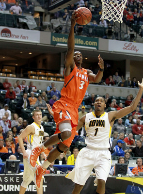 Brandon Paul against Iowa