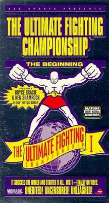UFC1 was probably the best tournament-style UFC event of all.