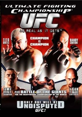 Tito Ortiz, Randy Couture and Tim Sylvia were among MMA's most popular fighters, all on one card.