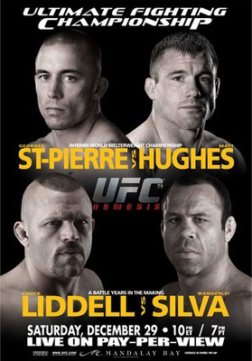 UFC 79 had two of the most-anticipated fights in MMA history and both delivered.