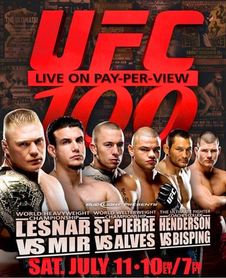 UFC 100 was a historic event for the promotion and the fighters delivered accordingly.