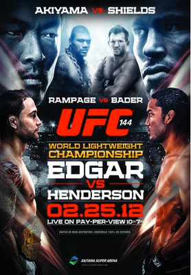 The combination of exciting fights, an expanded card and the UFC's return to Japan make UFC 144 one of the promotion's best.