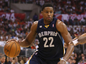 Rudy Gay may be a rare winning piece for the Grizzlies franchise.