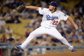 Kershaw has proven to be incredibly durable through his first four full seasons in the majors.