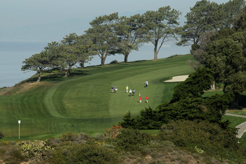 Just one of breath-taking sights at Torrey Pines North.