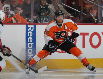 Giroux leads a cast of talented youngsters in Philly