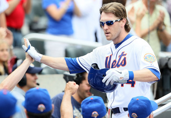 The Mets and Jason Bay have agreed to part ways.