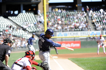 BJ Upton, like Chase Headley, will fill an enormous void.